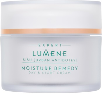 Lumene Sisu [Urban Antidotes] creme de dia e noite  para todos os tipos de pele